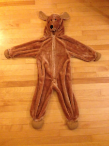 Kids Cute Dog Costume, Size 5-6