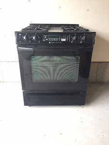 Maytag Table Top Gas Stove Range""