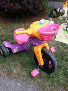 Fisher Price dora tricycle