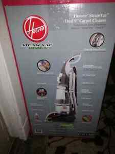 Brand new hoover carpet and furniture cleaner