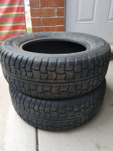 Pneu d'hiver winter tires