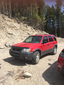 2002 Ford Escape XLT - Great Vehicle