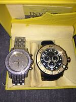Two mens watches