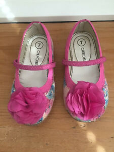 girls size 7 shoes