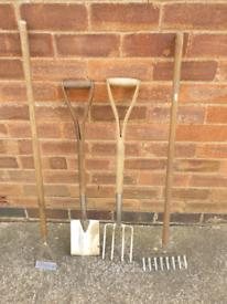Joseph Bently Garden Apprentice Tools.