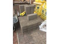 Concrete blocks 4inch and 6 inch