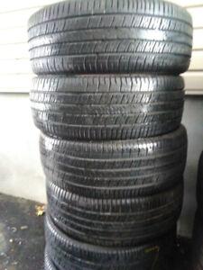 4 pneu d été neuf 205/55/16 goodyear eagle rs- 91h bon pour 4 ét