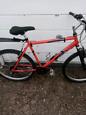 raleigh mantaray mountain bike,,rides well,,Good bike