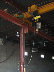 ******** 5 TON OVERHEAD CRANE FOR SALE******************