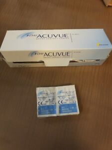 Contact lenses - Acuvue 1-Day