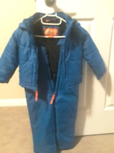 Snow suit for 2t.