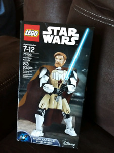 New and sealed Star Wars lego