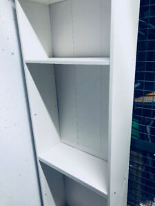 SELLING MY IKEA WHITE GERSBY BOOKCASE/SHELVE