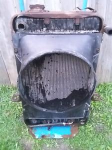 1978 motor home radiator