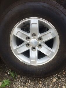 Chevy or GMC 1500 rims.