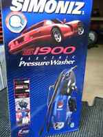 Pressure Washer 1900 for sale
