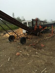 For Sale Multitec 20/40 firewood processor and Firewood buisness