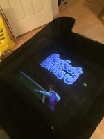 Perfect Billiards , arcade game 2 player , table top