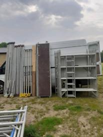 Boss scaffold tower