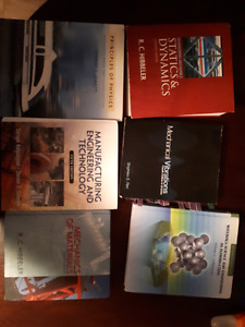 MUN textbooks Engineering
