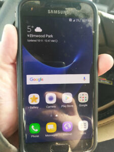 Great condition samsung s7 with screen protector