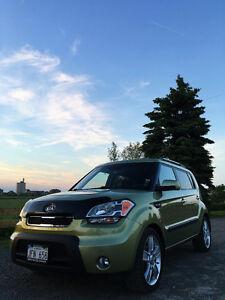 2011 Kia Soul 2.0 4U Luxury