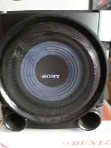 Home stereo subwoofer