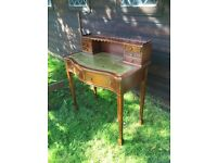Antique Writing Bureau Desk
