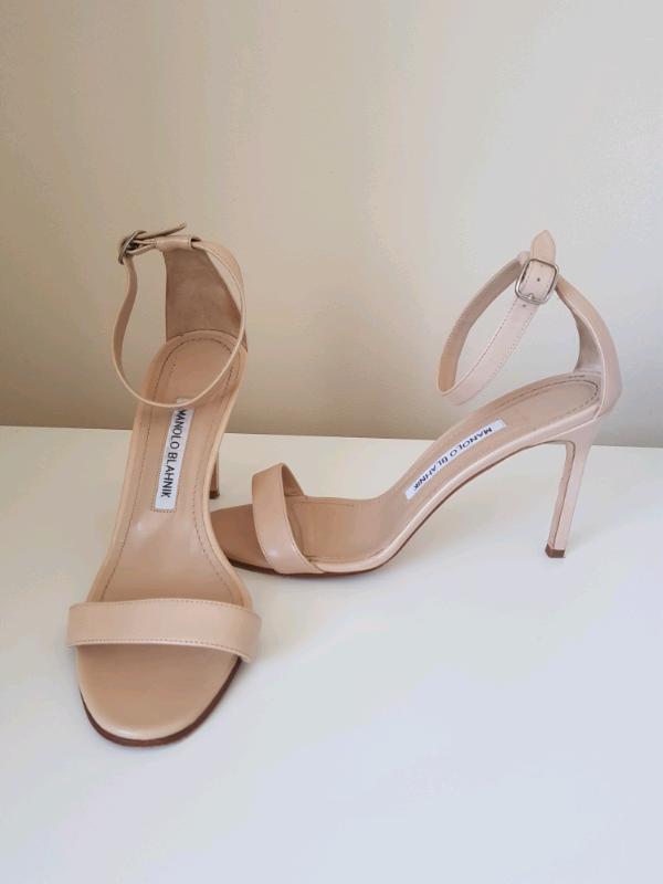 829102f9770dc Manolo Blahnik ladies sandals | in Otley, West Yorkshire | Gumtree