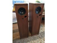 Kef custom floorstanding speakers