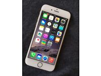 iPhone 6 Vodafone Lebara Gold 16GB very good condition