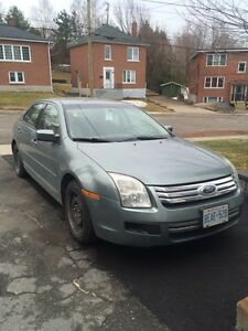 CERTIFIED 2006 Ford Fusion