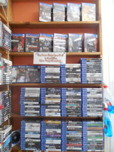 PS4 Games NEW and USED