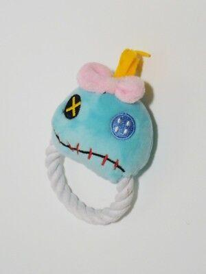 Hundespielzeug Welpenspielzeug Puppy Toy - blau - Plüsch mit Squeaker - NEU ()