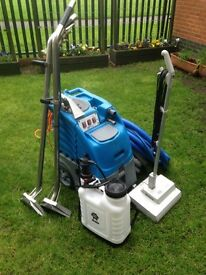 Airflex professional carpet cleaning system