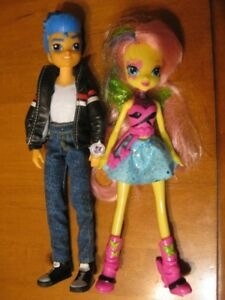 MY LITTLE PONY DOLLS BOY AND GIRL