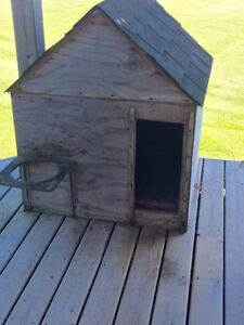 Large Breed Insulated Dog House