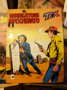 Monster Collection Tex Willer Italian.Comic Books