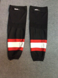 "Ottawa Senators ""Pro"" Hockey Socks"