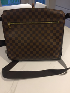 Louis Vuitton Authentic Men's Messenger Bags & Mont Blanc & Coac