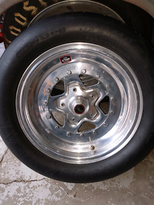 Weld and Centerline wheels