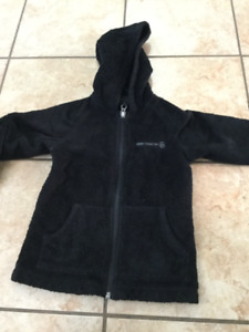 4 t lands end snowpants, 4/5 free country fleece