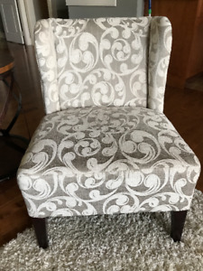 Casual Fabric Chair
