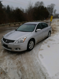 2011 Altima 2.5S Certified