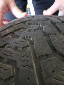 Honda Accord Winter Tires