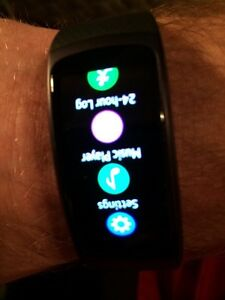 Samsung Fit2 GPS sports band
