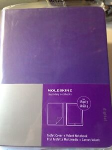 Moleskine Tablet Cover and Volant Notebook