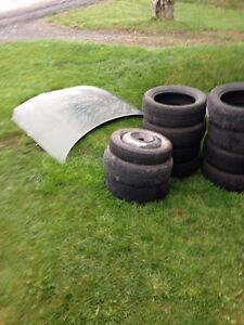 Tires & Rims - Make an offer!