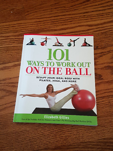 Stability Ball Exercise Book