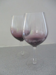 3 x Pair of 20.5 oz Hand-Blown Glasses for Wine Tasting